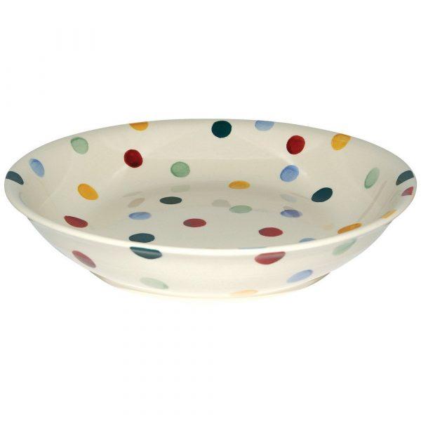 Emma Bridgewater Polka Dot Medium Pasta Bowl