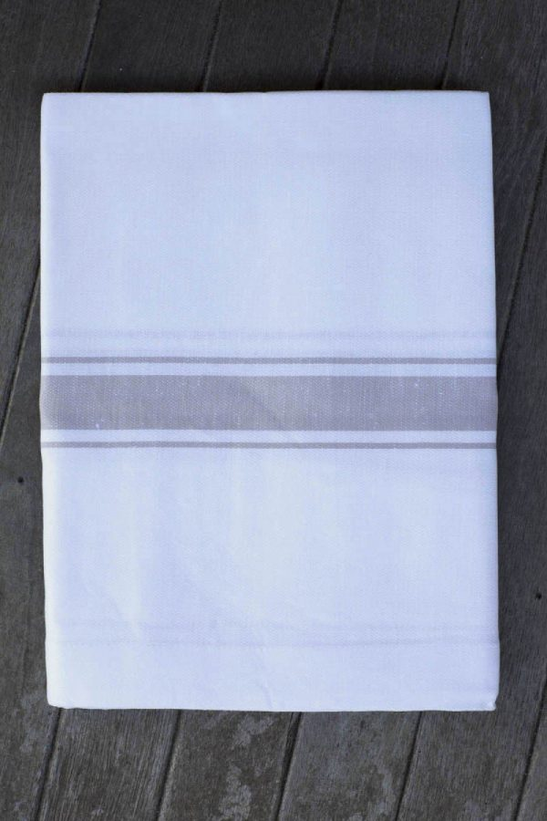 Pure Linen Glass Cloth Tablecloth