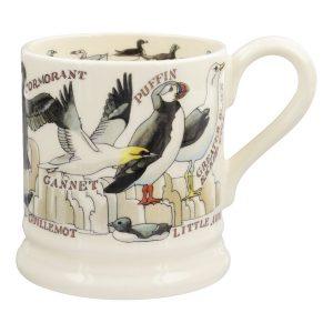Emma Bridgewater Seabirds Half Pint Mug