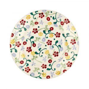 "Emma Bridgewater Spring Floral 8 1/2"" Plate"