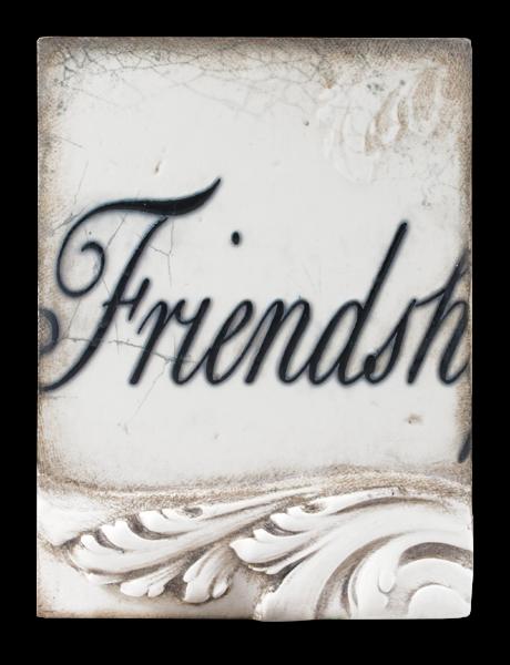 Sid Dickens Friendship Memory Block