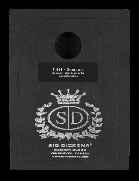 Sid Dickens Storyteller Memory Block