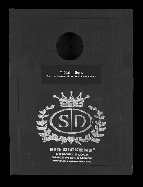 Sid Dickens Union Memory Block
