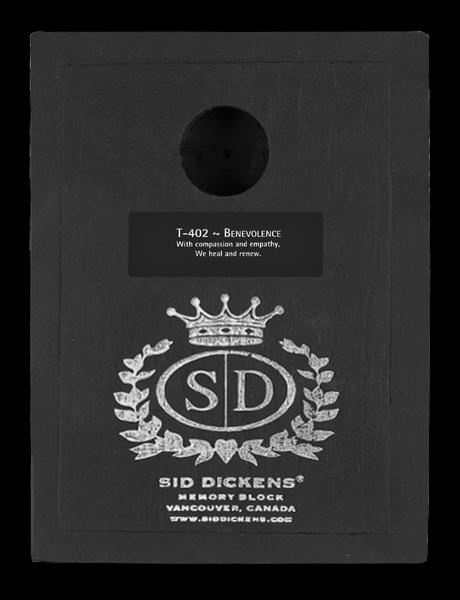 Sid Dickens Benevolence Memory Block