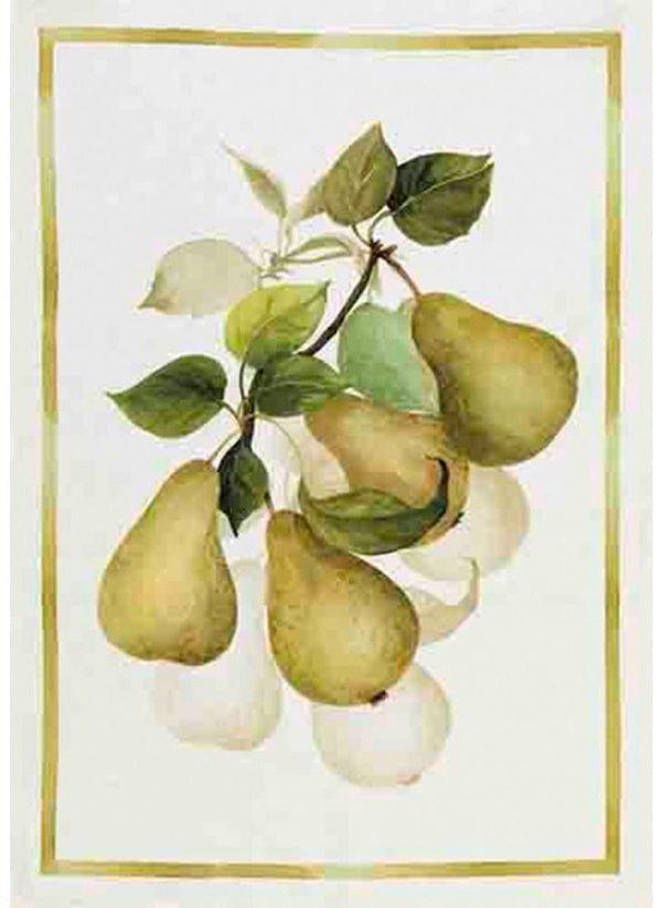 Tea Towel Pear