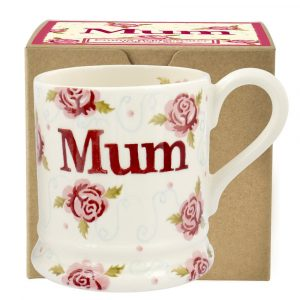 Emma Bridgewater Tiny Scattered Rose MUM 1/2 Pint Mug