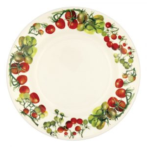 "Emma Bridgewater Vegetable Garden Tomatoes 10 1/2"" Plate"