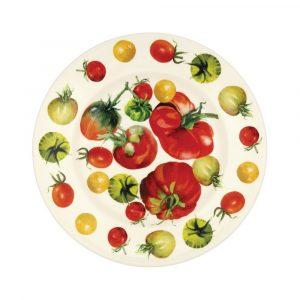 "Emma Bridgewater Vegetable Garden Tomatoes 8 1/2"" Plate"
