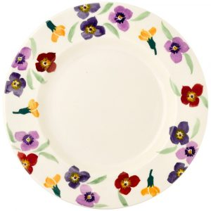 "Emma Bridgewater Wallflower 10 1/2"" Plate"