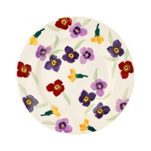 "Emma Bridgewater Wallflower 8 1/2"" Plate"