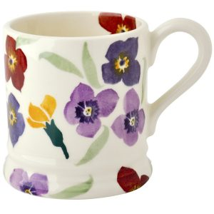 Emma Bridgewater Wallflower Half Pint Mug