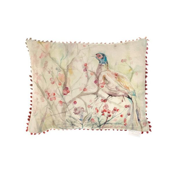 Blackberry Row Cushion