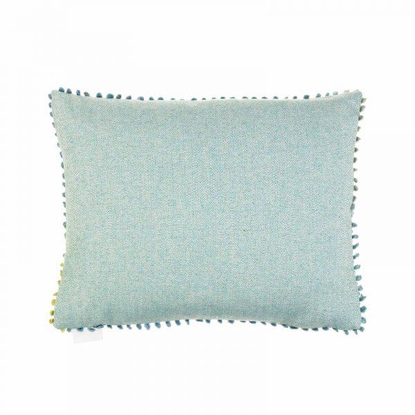 Sardines White Cushion Back
