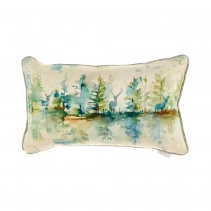 Wilderness Topaz Cushion