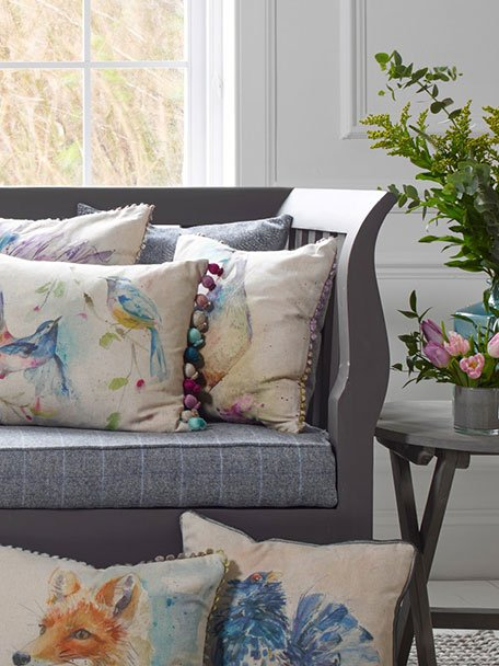 Voyage Maison Cushion from Finch & Lane Interiors