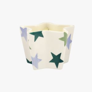 Emma Bridgewater Winter Star Small Star Candle