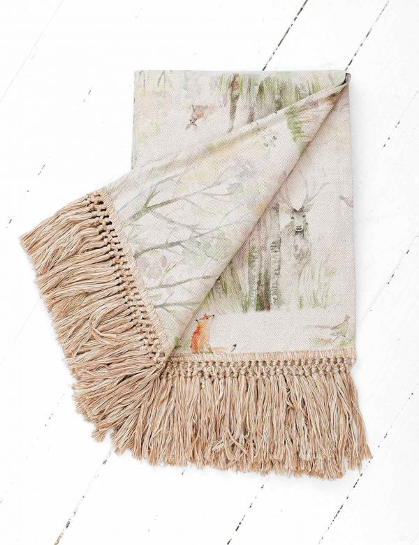 Enchanted Forest Throw