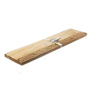 Antipasti Oak Large Serving Platter - Scottish Oak