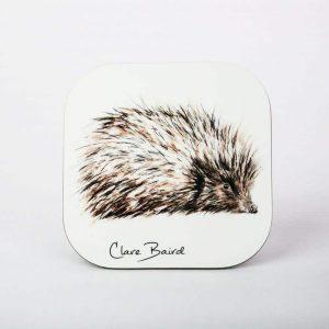 Hedgehog Coaster - by Clare Baird