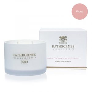 Dublin Tea Rose by Rathbornes of Dublin