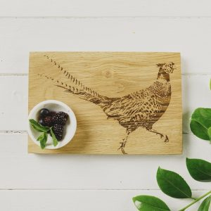 Pheasant Oak Serving Board
