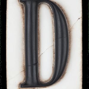 "Sid Dickens Scribe ""D"" Memory Block"