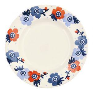 "Emma Bridgewater Anemone 10 1/2"" Plate"
