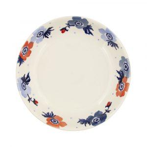 "Emma Bridgewater Anemone 8 1/2"" Plate"