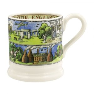 Emma Bridgewater Beautiful England 1/2 Pint Mug
