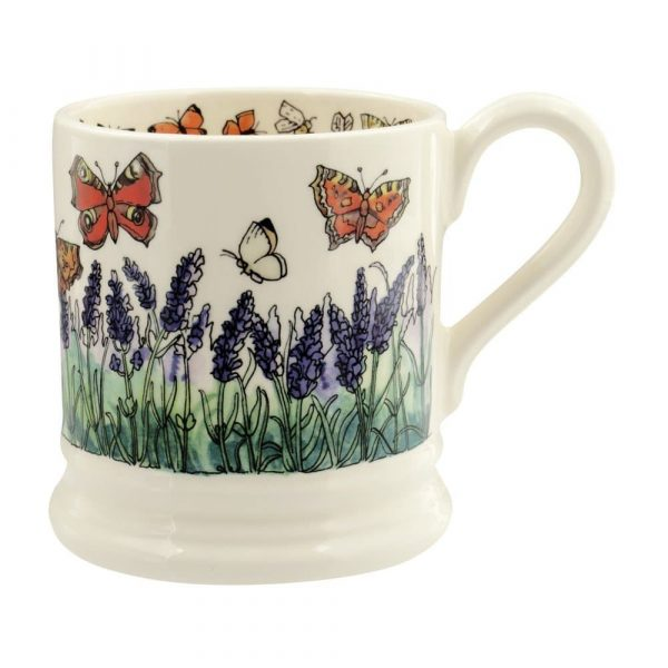 Emma Bridgewater Butterflies 1/2 Pint Mug