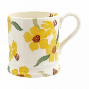 Emma Bridgewater Daffodils 1/2 Pint Mug