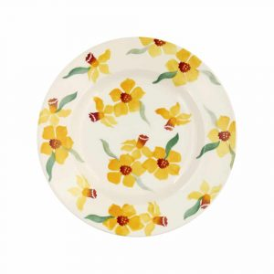 "Emma Bridgewater Daffodils 8 1/2"" Plate"
