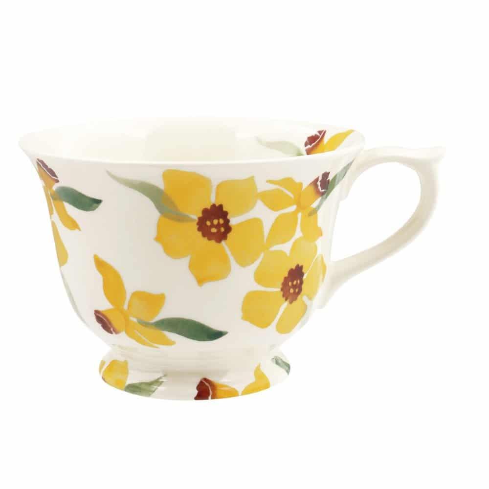 Emma Bridgewater Daffodils Large Teacup 1DAF011619