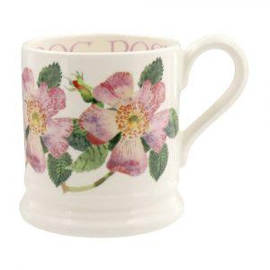Emma Bridgewater Dog Rose 1/2 Pint Mug