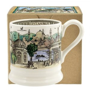 Emma Bridgewater Cities of Dreams Istanbul 1/2 Pint Mug Boxed