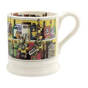 Emma Bridgewater Larder Shelf 1/2 Pint Mug