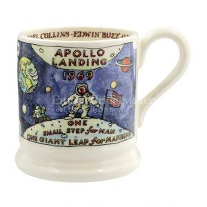 Emma Bridgewater Moon Landing 1/2 Pint Mug