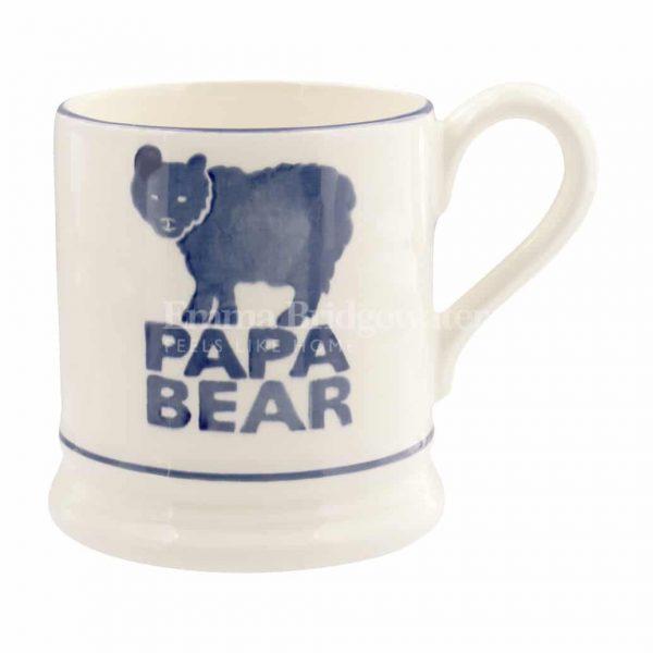 Emma Bridgewater Papa Bear 1/2 Pint Mug