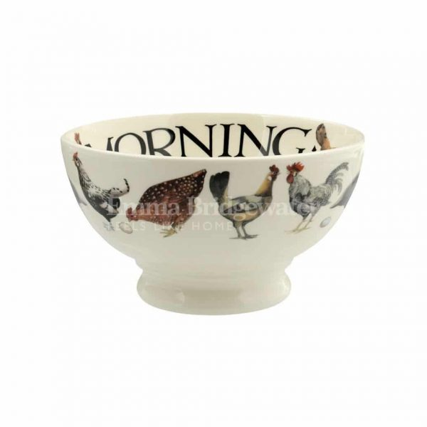 Emma Bridgewater Rise & Shine Brand New Morning French Bowl