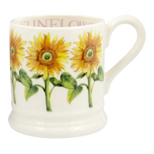 Emma Bridgewater Sunflower 1/2 Pint Mug