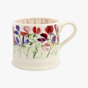 Emma Bridgewater Sweet Pea Multi Small Mug