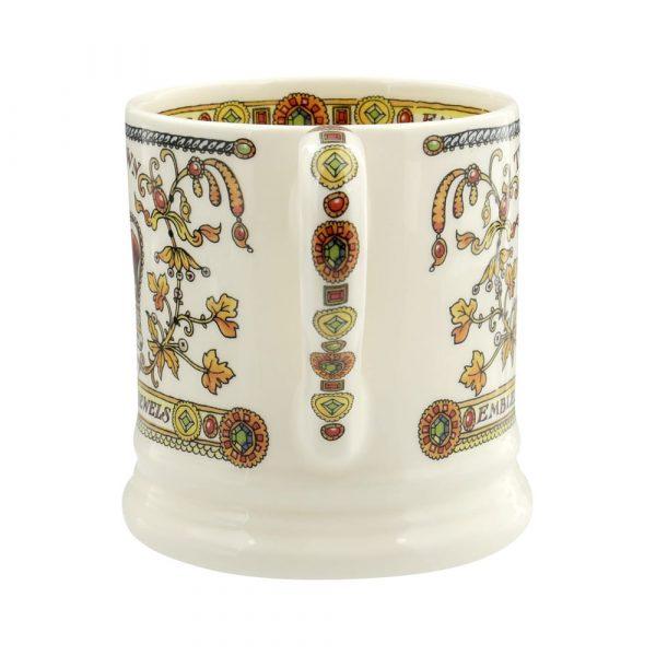 Emma Bridgewater The Crown 1/2 Pint Mug