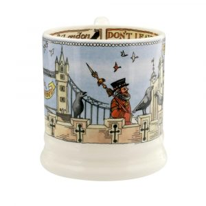 Emma Bridgewater Tower of London 1/2 Pint Mug