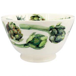 Emma Bridgewater Vegetable Garden Artichoke Large Old Bowl