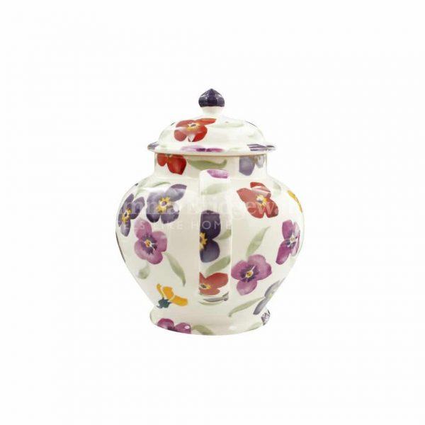 Emma Bridgewater Wallflower 3 Mug Teapot