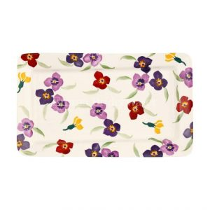 Wallflower Medium Oblong Plate