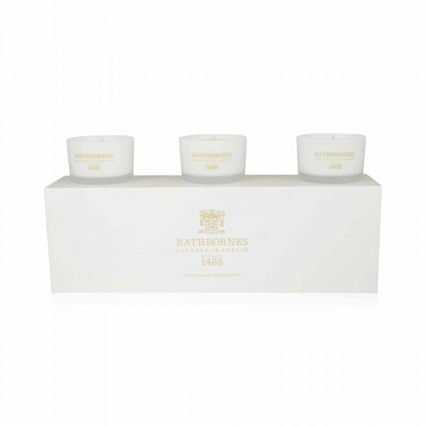 Rathbornes Travel Candle Gift Set