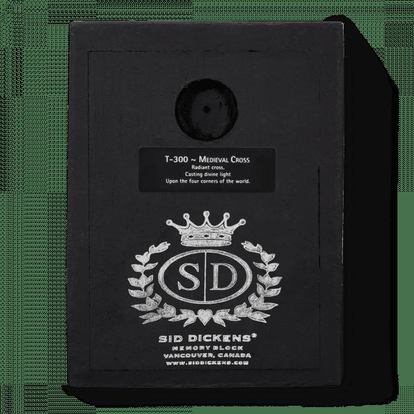 Sid Dickens Medieval Cross Memory Block