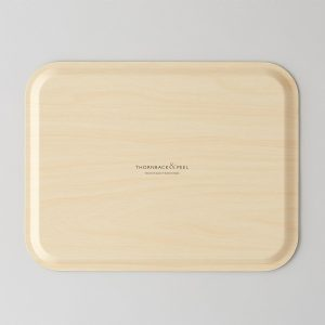 Thornback & Peel - Classic Rabbit & Cabbage Tray
