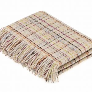 Cairo Geometric Throw - Multi - Bronte by Moon